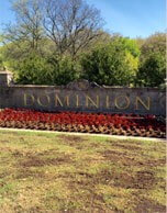 Neighborhood - Dominion Community